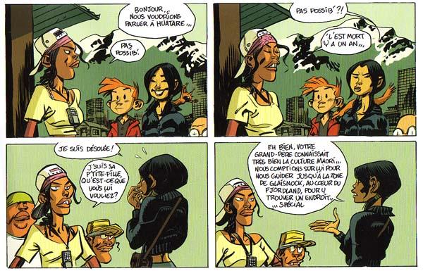 Spirou et Fantasio GeantsPetrifies