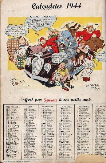 Calendrier 1977 Avec Les Jours.Les Calendriers
